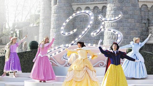 novità offerte disneyland e ballo principesse