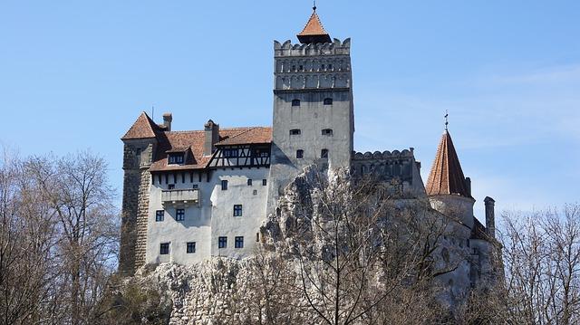 bran castello transilvania romania