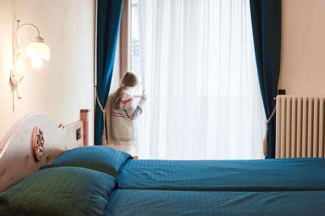 le camere dell'hotel