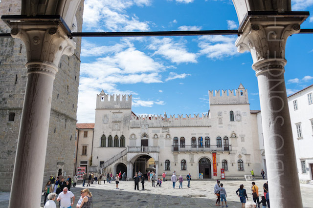 Capodistria in Istria