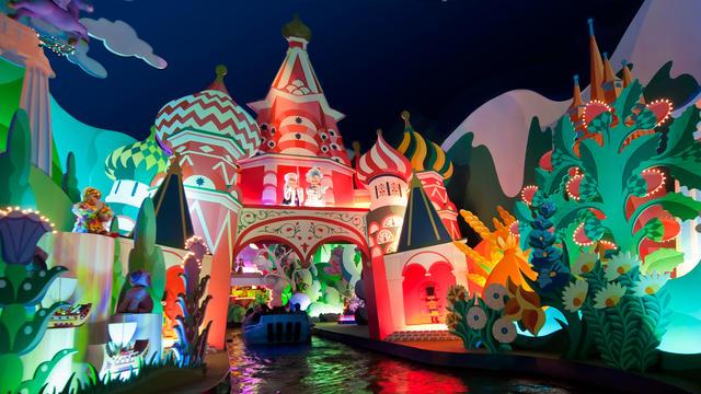 Disneyland It's a small world offerte disneyland
