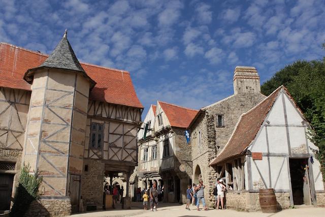 Puy du Fou città medioevale