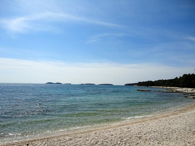 spiagge istria