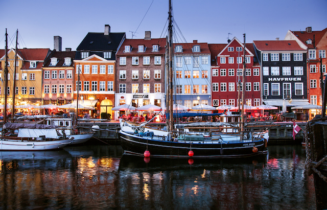 tour in danimarca Nyhavn