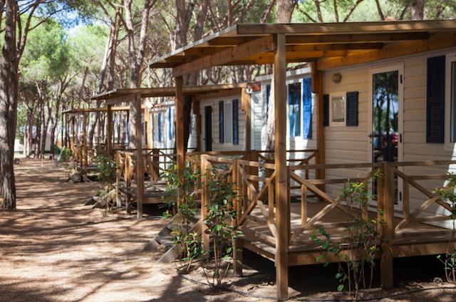 campeggio in Sardegna