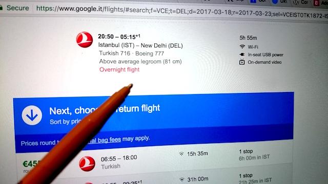 offerte voli google