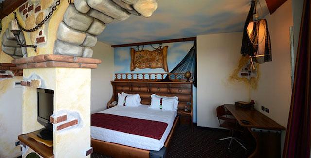 hotel fantastici