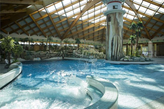 piscine inverno a Catez