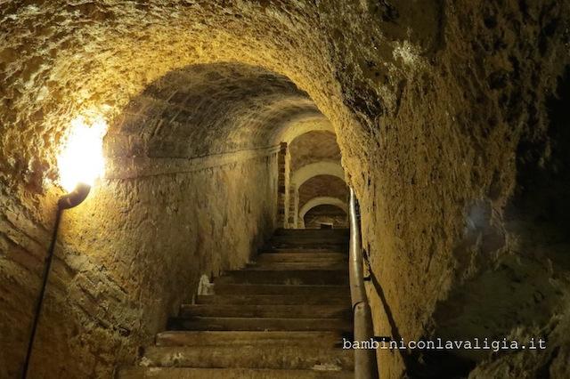 grotte camerano conero