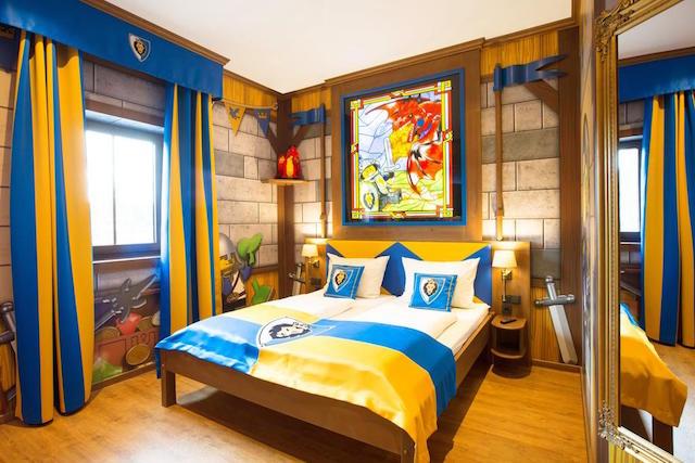 Hotel fantastici Legoland Germania