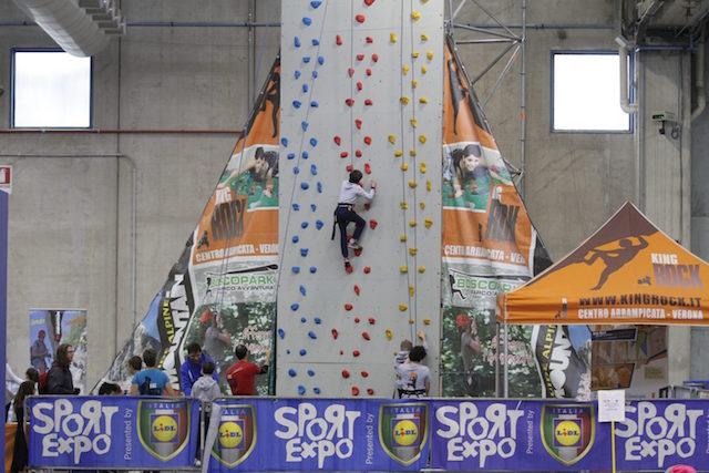 Sport Expo Verona bambini e ragazzi