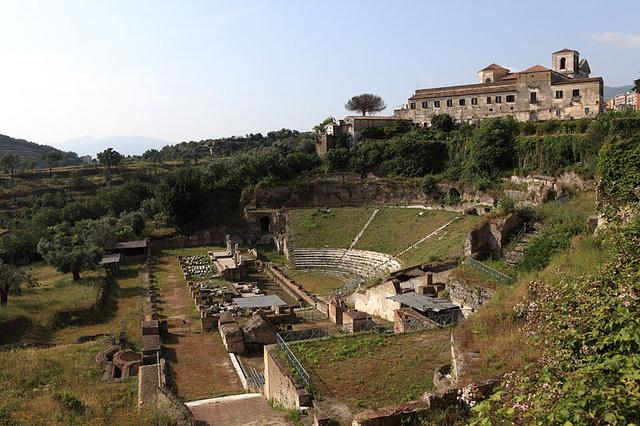 teatro romano a Caserta