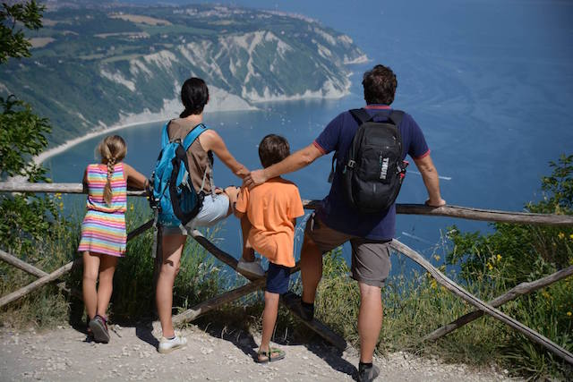 trekking italia