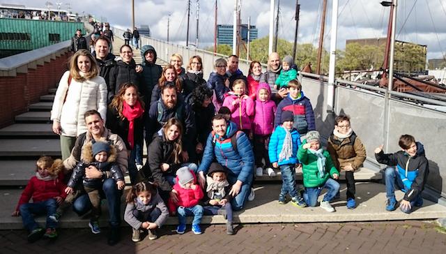 viaggi gruppo famiglie con bambini