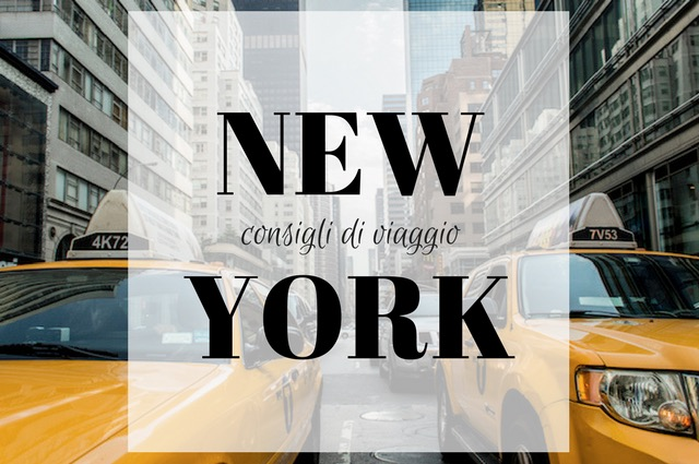 viaggio new york