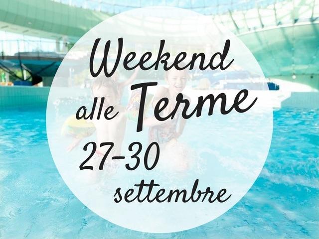 weekend terme
