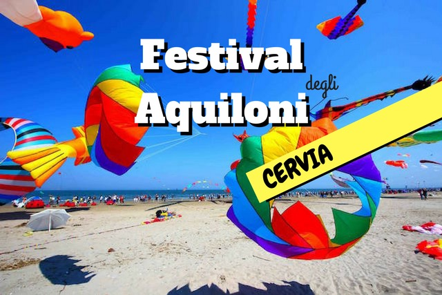 Festival dell'Aquilone a Cervia
