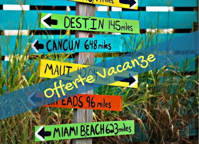 offerte vacanze nel 2017