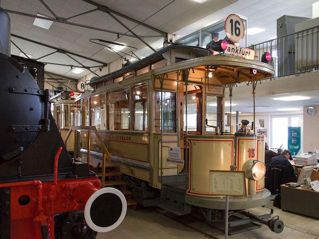 Museo dei Trasporti Francoforte