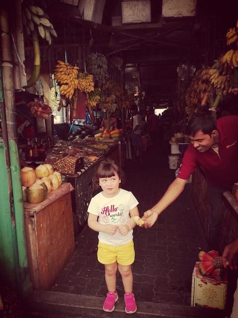Maldive mercato