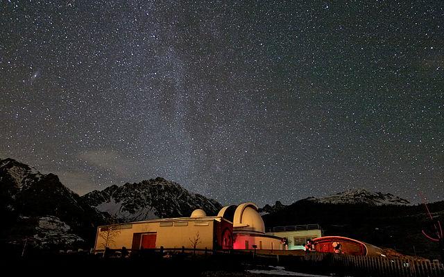 osservatorio astronomico val d aosta con bimbi