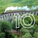 10 viaggi in treno da non perdere