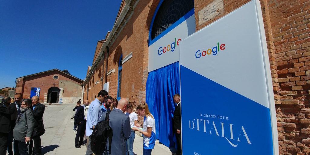 Google Arts & Culture Venezia