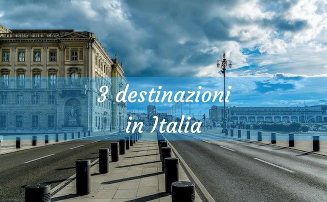 vacanza in italia