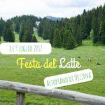 Festa del Latte in Trentino