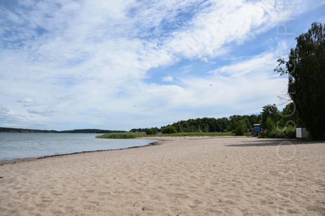 la spiaggia alle aland mariehamn
