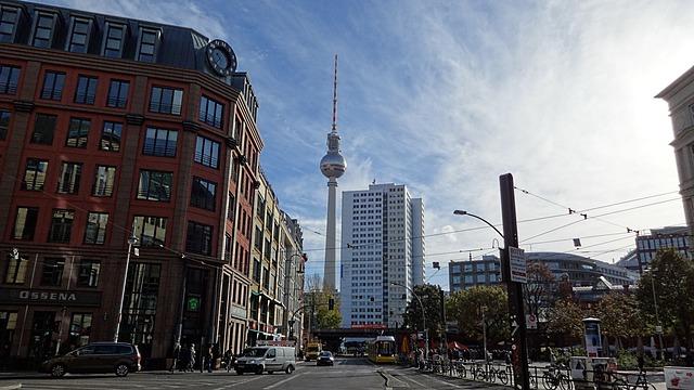 Berlino capitale Europa