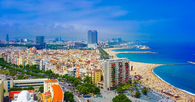 Barcellona top capitale in Europa
