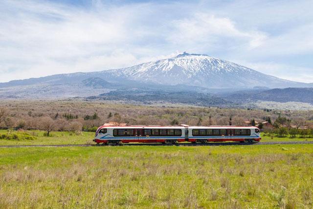 viaggi in treno Sicilia