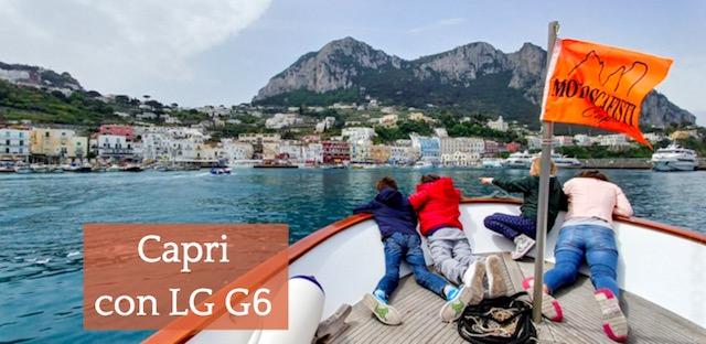 LG g6 Capri