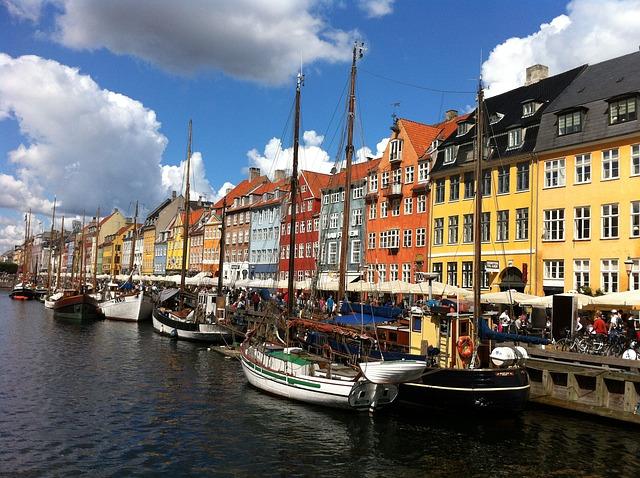 copenhagen capitali europee