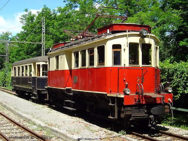 viaggi in treno Genova Casella