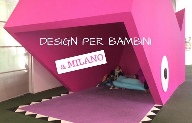 mostra design per bambini