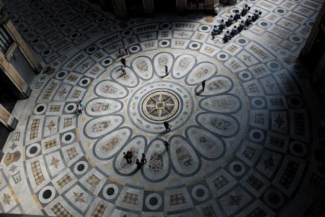Napoli zodiaco