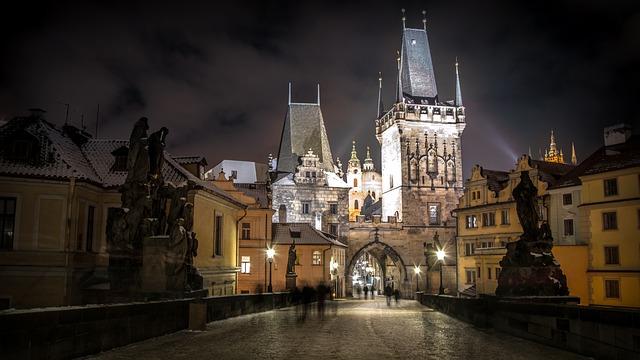 Praga San Carlo