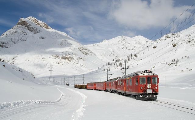 viaggi in treno berina