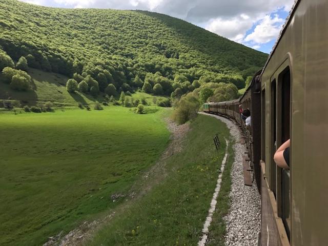 viaggi in treno al sud