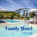 Tre Rose Family Hotel a Riccione