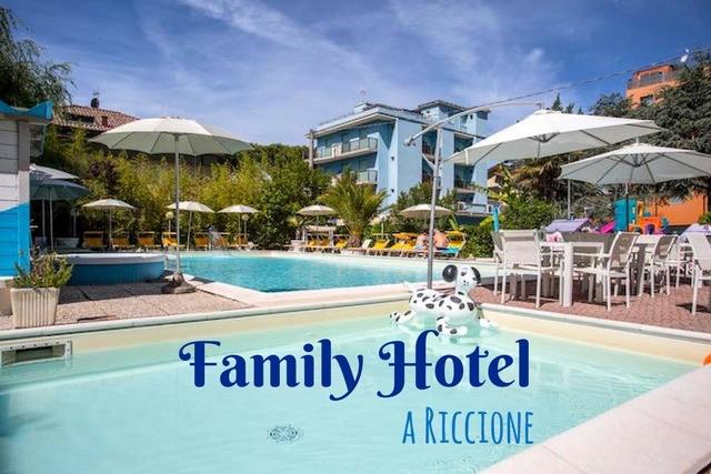 family hotel a Riccione con bambini