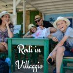 Rodi in villaggio, una vacanza con i bambini