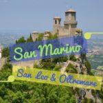 San Marino, San Leo e Oltremare con bambini
