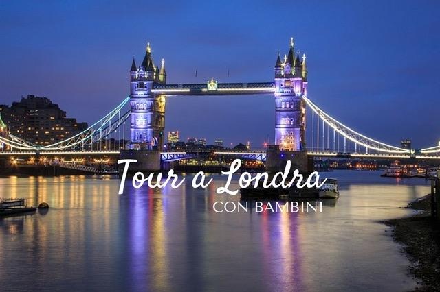 tour a Londra