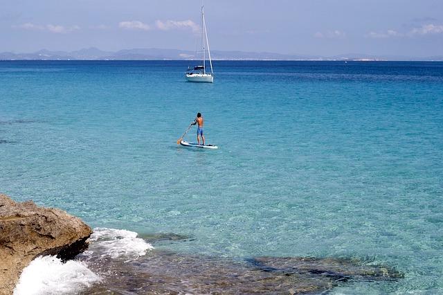 Formentera con bambini in vacanza alle Isole Baleari