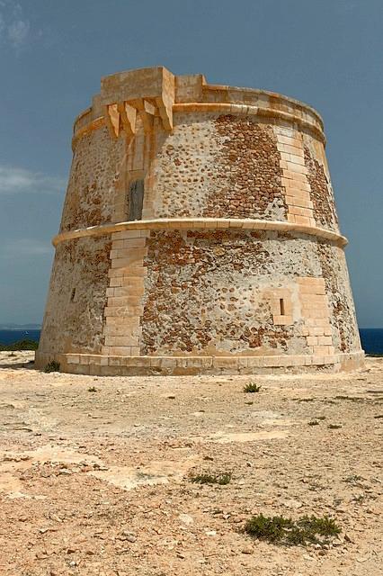 torre guardia Formentera