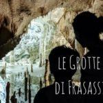 Grotte di Frasassi con bambini