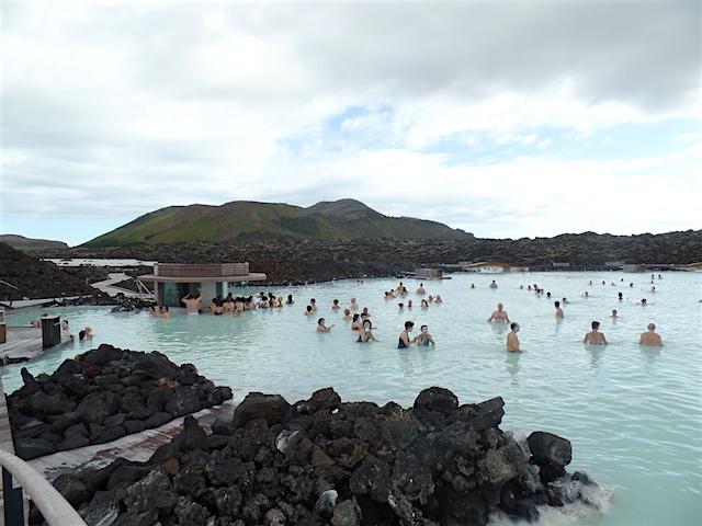 Islanda con bambini blue lagoon